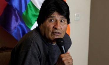 """Morales ve """"inaceptable intervencionismo"""" en críticas de Pence a Venezuela"""