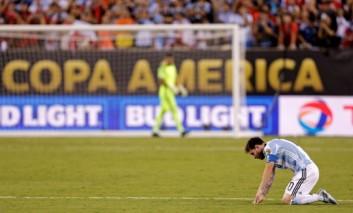 """Las redes sociales a Messi: """"No te vayas, Lio"""""""