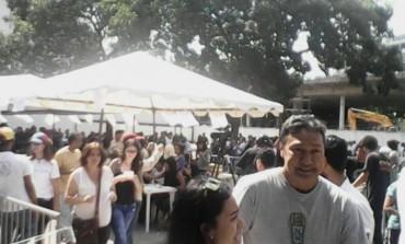 Movimiento Estudiantil llama a permanecer en los Puntos Soberanos hasta el final de la jornada