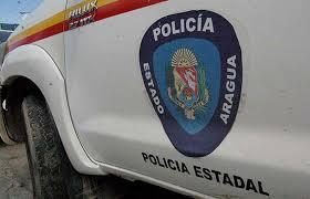 Detenidos directivos de policía municipal en Aragua